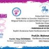 Uluslararası Kadın Konferansı ( 9-11 Mayıs 2012 )