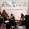 8 Mart'ta Kadın Festivali Kapsamında Fuardaydık.