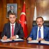 Dokuz Eylül Üniversitesi ile Aile ve Sosyal Politikalar Bakanlığı İzmir İl Müdürlüğü arasında kadına yönelik şiddeti önlemek için Eğitim ve İşbirliği Protokolü imzalandı.