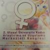 II. Ulusal Üniversite Kadın Araştırma Merkezleri Kongresi