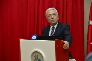 DEU Rektörü Sn. Prof. Dr. Mehmet Füzün